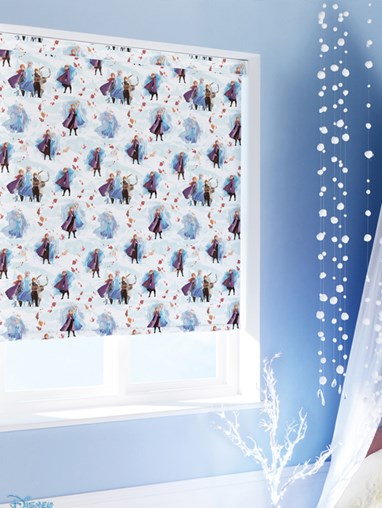 Disney Frozen 2 Fantasy Blackout Roller Blind