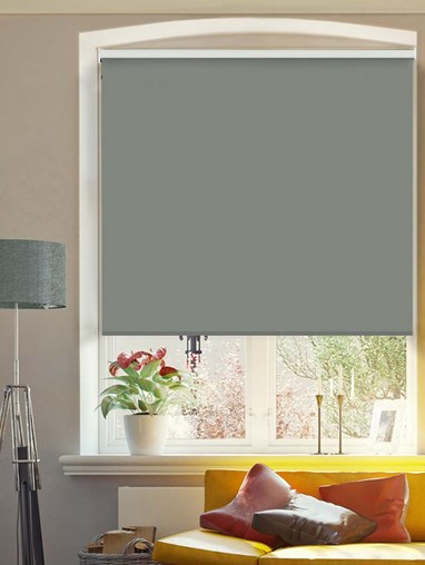Gargoyle Extra Large Electric Roller Blind