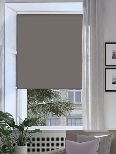 Heron Extra Large Electric Roller Blind