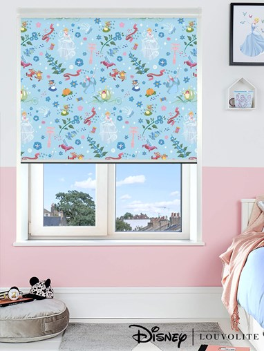 Disney Cinderella Total Blackout Roller Blind