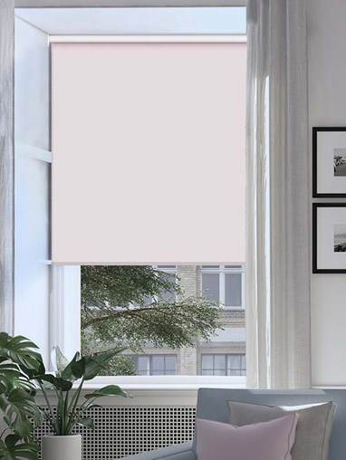 Peony Extra Large Electric Roller Blind