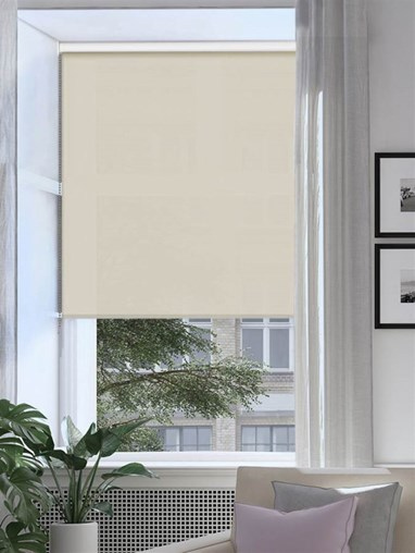 Fawn Extra Large Roller Blind