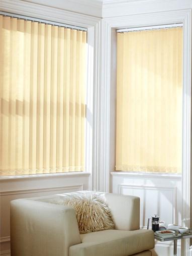 Soft Tan Daylight 89mm Vertical Blind Replacement Slats