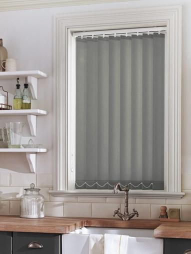 Zinc Daylight 89mm Vertical Blind Replacement Slats