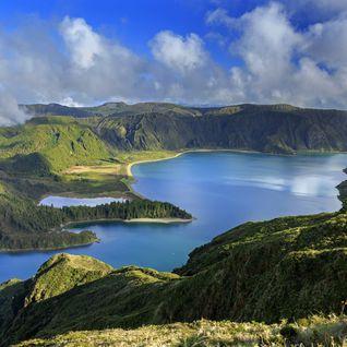 Azores Aerial