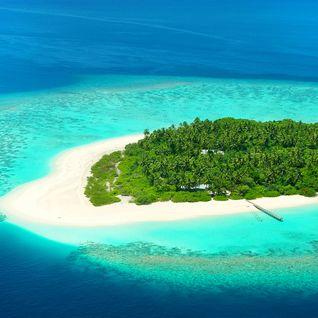 Bora Bora Aerial, French Polynesia