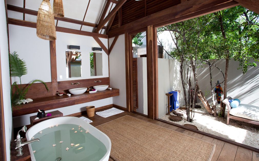 En Suite Bathroom Meaning vamizi island lodge   mozambique   original diving. Brilliant 20  En Suite Bathroom Meaning Design Inspiration Of