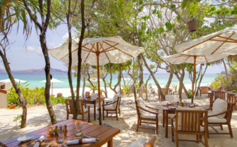 Picture of the Beach Club Grove Dining at Amanpulo