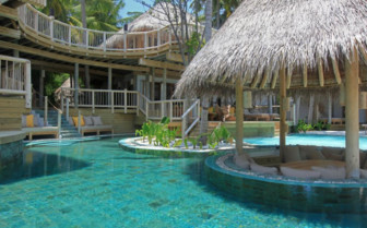 Picture of Jungle Reserve Pool at Soneva Fushi