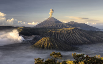Picture of Volcano Indonesia