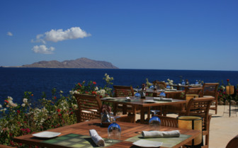 Picture of Oceanfront Dining at the Four Seasons Sharm El Sheikh