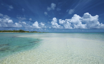 Picture of Atoll in Tikehau