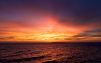 Picture of Beautiful sunset Pemba Island
