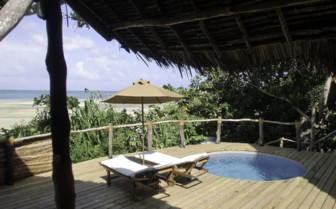 Picture of Pool deck Pemba Island