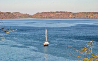 Picture of Boat Peninsula Papagayo
