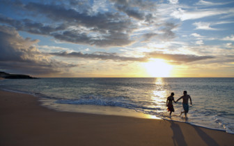 Picture of Sunset beach Hawaii