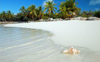 Beach Turks and Caicos islands