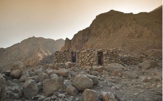 Musandam Peninsula house