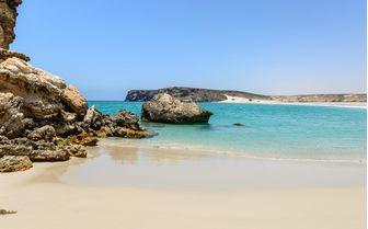 Daymaniyat Islands beach, Oman