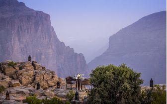 Anantara Al Jabal landscape