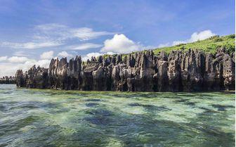 North Madagascar bay