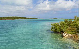 Exuma coast