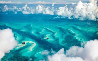 Bahamas Aerial View