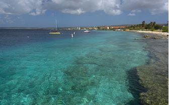 Bonaire sea