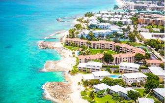 Cayman Islands coast