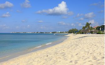 Grand Cayman Beach