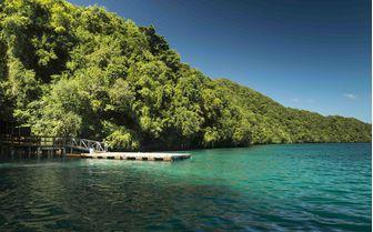 Micronesia Pier