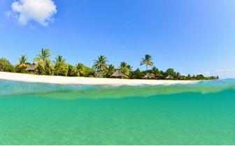 Island and sea