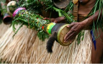 Tribal Music, Papua New Guinea