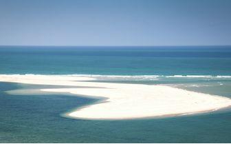 Sandbar, Mozambique