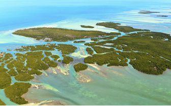Florida Keys Aerial, USA