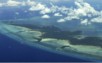 Pemba Island from Above, Tanzania