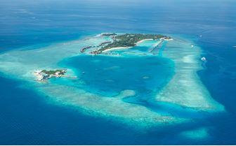 Ari Atoll Aerial, Maldives