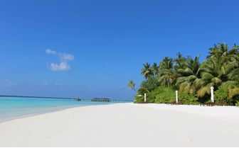 Maldives Beach, Central Atolls