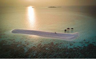 Ari Atoll Islet, Maldives
