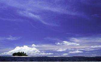 Remote Island, New Ireland