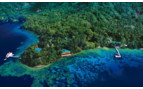 Picture of aerial photo of Milne Bay