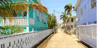 Street in Belize
