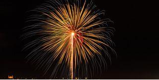 Firework festival to celebrate Saints Days