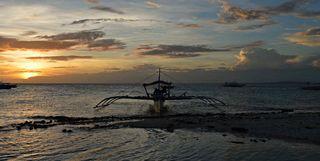 Pamalican Beach, Philippines