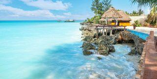 Beach Dock, Zanzibar