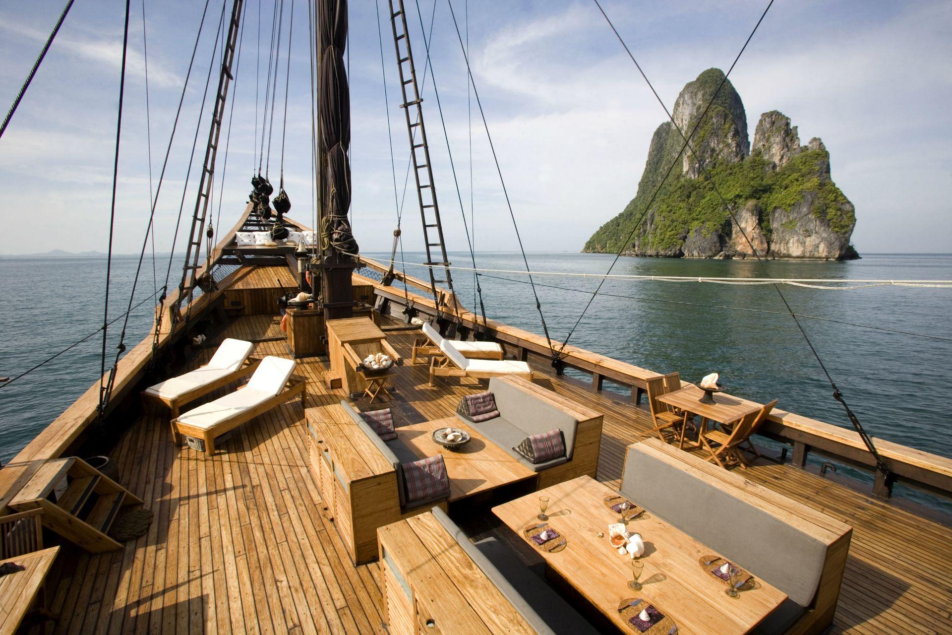 Set Sail in Raja Ampat