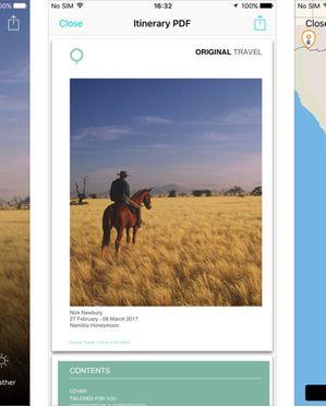 Vamoos - the Original Travel App