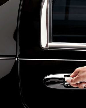 Detail Image of Luxury Car Transfer