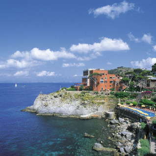 Mezzatorre Resort & Spa, luxury hotel in Italy