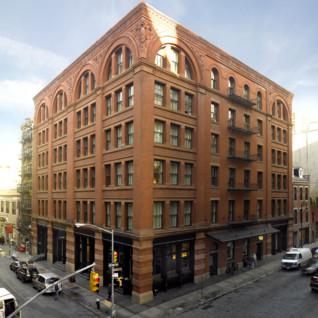The Mercer, luxury hotel in New York
